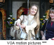 VGA motion pictures ***