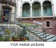 VGA motion pictures.