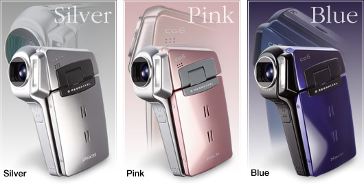 Silver/Pink/Blue