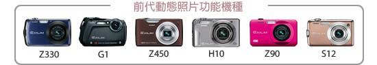 Previous Dynamic Photo Models