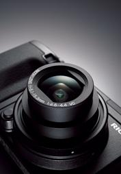 最佳的調校將透鏡和影像感應器的潛質得充分發揮。