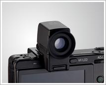 viewfinder at normal setting