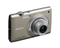 COOLPIX S2500 (Silver)