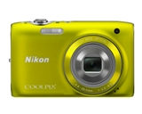 COOLPIX S3100 (Yellow)
