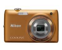 COOLPIX S4100 (Bronze)