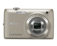 COOLPIX S4100 (Silver)